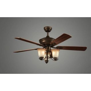 怀旧风扇吊灯3d模型3d模型