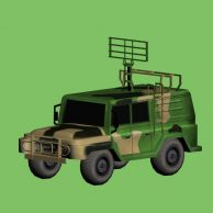 越野车3D模型3d模型