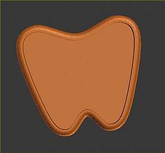牙齿模型3d模型