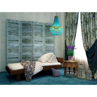 地中海风情沙发躺椅3d模型