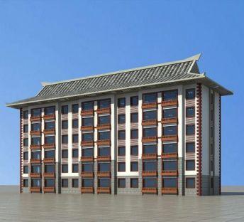 朝鲜族住宅楼