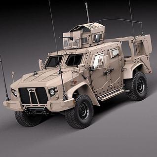 战车3d模型