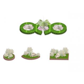 大型花坛3d模型