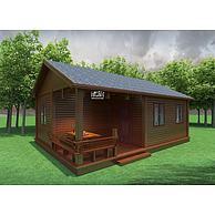 木屋3D模型3d模型