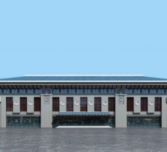 满族火车站