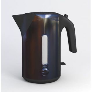 电水壶3d模型