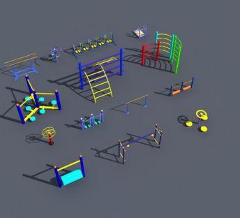 健身运动锻炼器材