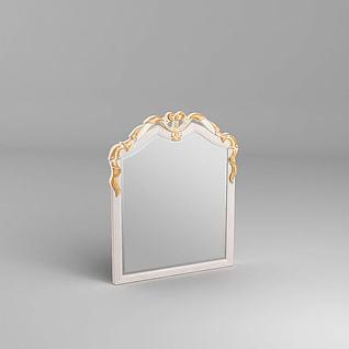 镜子3d模型