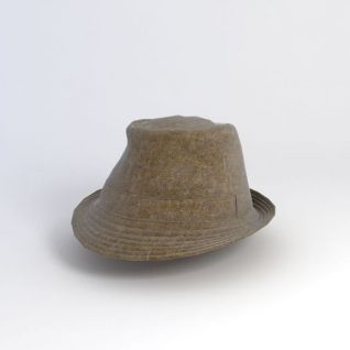 帽子3d模型