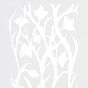 新型花纹隔断模型