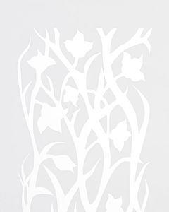 3d新型花紋隔斷模型