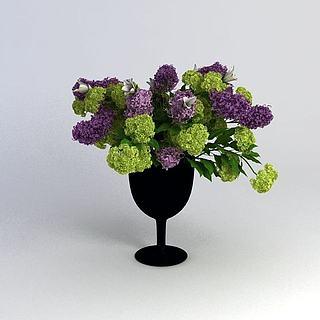 室内<font class='myIsRed'>植物</font>3d模型