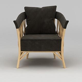 <font class='myIsRed'>老人</font>闲沙发椅3d模型