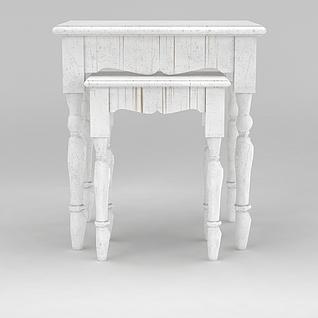 凳子3d模型