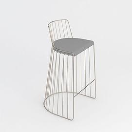 创意凳子模型