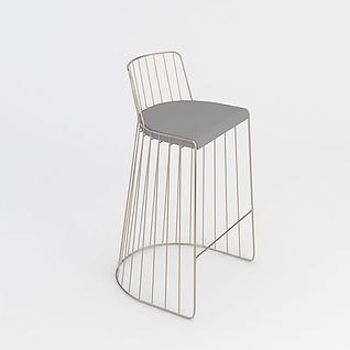 创意凳子3d模型