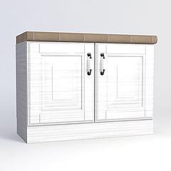 边柜模型3d模型