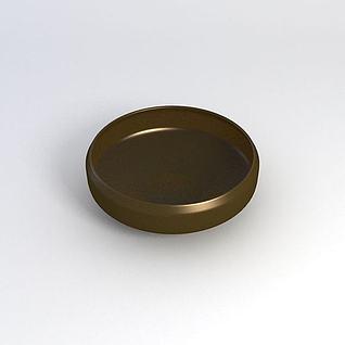 烟灰缸3d模型