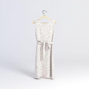 连衣裙模型