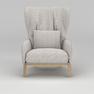 沙发椅3d模型3d模型