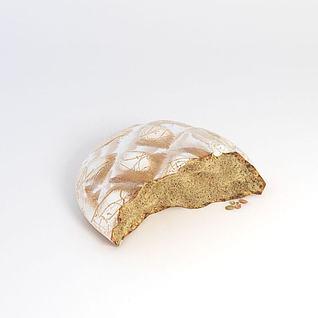 全麦面包3d模型