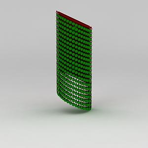 现代吊灯模型