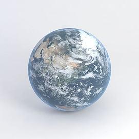 <font class='myIsRed'>地球</font>3d模型
