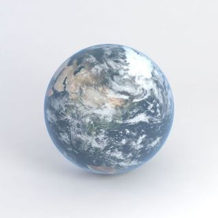 地球3d模型