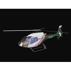 直升飞机3D模型3d模型