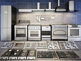 厨房电器模型