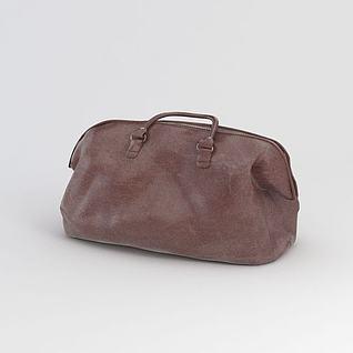 手提包3d模型