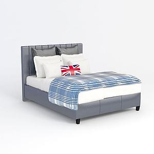 后現代床模型