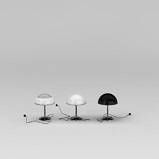 小台灯3d模型