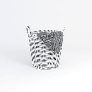 衣物收纳筐3d模型