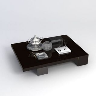 茶几3d模型