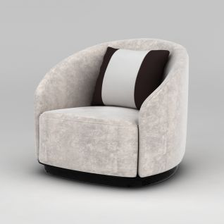 单人沙发3d模型3d模型