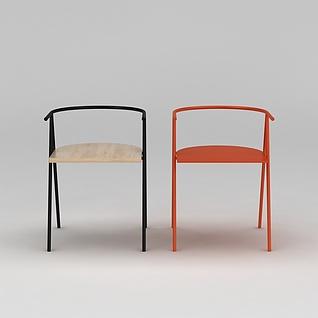 单椅3d模型3d模型
