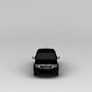 丰田汽车3d模型