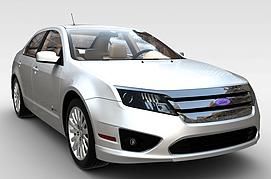 银色<font class='myIsRed'>汽车</font>3d模型
