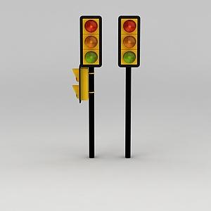 红绿灯模型