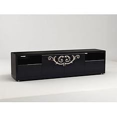 简约电视柜3D模型3d模型