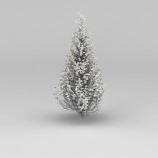 树丛3d模型
