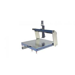 数控切割机3d模型