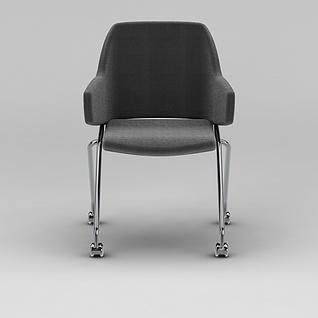时尚单椅3d模型