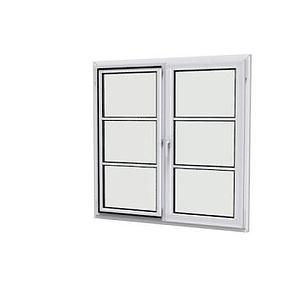 平推窗模型
