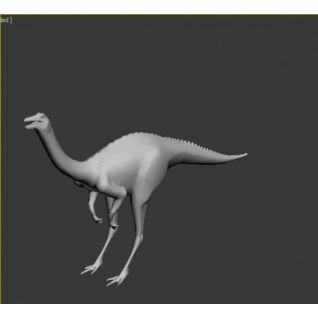 恐龙3d模型