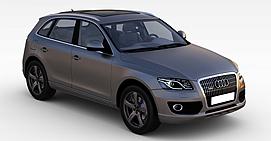 奥迪Q5<font class='myIsRed'>汽车</font>3d模型