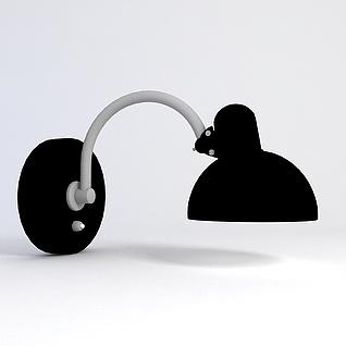 壁灯3d模型