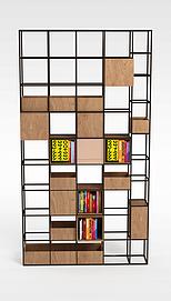 中式柜子3D模型