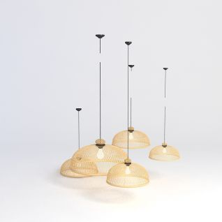 餐厅吊灯3d模型3d模型